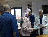 صور ..لجنة الصحة بالبرلمان تتفقد الخدمات الصحية بمستشفى الغردقة العام