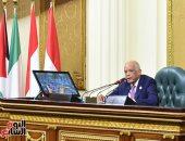 صور.. رئيس الوزراء يدعو المجتمع الدولى للتعاون المشترك لتجفيف مصادر تمويل الإرهاب - صور