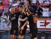 فيديو.. روما يستعد لمواجهة ليفربول برباعية فى فيرونا بالكالتشيو