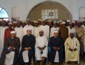 """قافلة مجلس حكماء المسلمين إلى كينيا تنهى فعالياتها من مسجد """"جندان"""""""