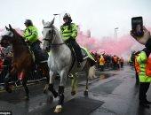 شرطة روما تستعد لسيناريو الرعب.. تحالف هوليجانز ليفربول مع لاتسيو