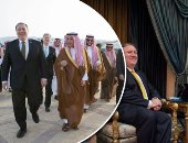 صحف سعودية: زيارة وزير الخارجية الأمريكى للمملكة تؤكد توافق رؤى البلدين