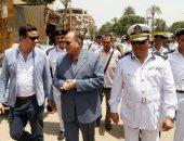 """مدير أمن الجيزة لـ""""اليوم السابع"""": حملاتنا تستهدف كافة صور الخروج عن القانون"""