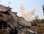 مقتل 6 عناصر من الجيش السورى فى تفجير انتحارى بدرعا