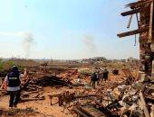 باريس تشدد على ضرورة تسهيل عمل منظمة حظر الأسلحة الكيميائية فى سوريا
