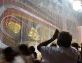 """صور..انطلاق مهرجان """"فيساك"""" فى سريلانكا احتفالا بذكرى ميلاد بوذا"""