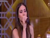 """هبة طوجى: متحمسة للغناء أمام الجمهور المصرى رغم """"القلق والرهبة"""""""