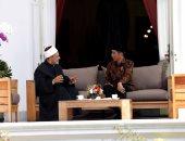 غدًا.. الإمام الأكبر يلقى الكلمة الرئيسية فى افتتاح مؤتمر الوسطية بإندونيسيا