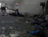 غضب دولى بعد مقتل 10 صحفيين فى تفجيرات أفغانستان