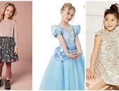 بفستان سندريلا والفستان المرصع بالترتر.. اختارى أزياء طفلك فى المناسبات