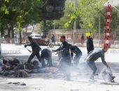 عشرات الضحايا فى تفجير انتحارى بأفغانستان