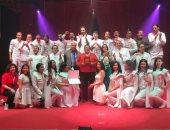 """صور.. تكريم خالد جلال وإشادة من الجمهور التونسى بمسرحية """"سلم نفسك"""""""