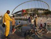 منظمة حقوقية دولية تطالب قطر بالتحقيق فى وفاة العمال الوافدين