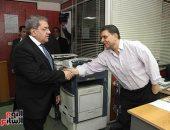 وزير المالية: نستهدف 610 مليارات جنيه حصيلة ضريبة خلال العام الجارى - صور