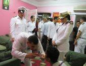 العيادات الخارجية لمستشفيات الشرطة تعالج المواطنين بالمجان