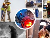 """النهاردة عيدكم يا عمال مصر .. أكثر من 27 مليون عامل يحتفلون اليوم بعيدهم.. """"قانون العمل"""" و""""التأمينات"""" و""""المعاشات"""" قوانين تنتظرها الأيدى العاملة.. ومحمد سعفان يهنيء: أقدر  دوركم الوطنى لدفع عجلة الإنتاج"""