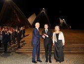 ماكرون يؤكد رغبته فى تعزيز علاقات فرنسا مع أستراليا بكافة المجالات