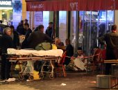 صور.. إصابة 12 شخصا فى تدافع بسبب استخدام شخص مسدس صوت بفرنسا