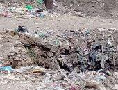 شكوى من تراكم القمامة بقرية منشأة أبو عزيز فى المنيا