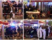 إصابة 12 شخصا فى تدافع بسبب استخدام شخص مسدس صوت بفرنسا