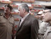 مدير أمن المنوفية يتفقد إدارة قوات الأمن بقويسنا