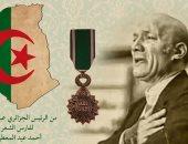 الرئيس الجزائرى يمنح أحمد عبد المعطى حجازى وسام الاستحقاق الوطنى.. غداً
