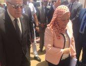 """رئيس """"النيابة الإدارية"""" تفتتح مقرا للهيئة بمحافظة جنوب سيناء"""