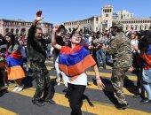 الحزب الحاكم فى أرمينيا يصوت لصالح المرشح الوحيد لرئاسة الوزراء