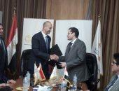 غرفة صناعة الطباعة وبنك مصر يوقعان بروتوكولا لتمويل المشروعات الصغيرة