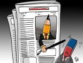 حال الدنيا.. 3 مايو اليوم العالمى لحرية الصحافة