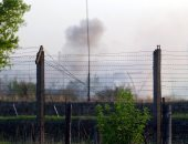 الحماية المدنية تسيطر على حريق بمحطة كهرباء دمنهور بالبحيرة دون إصابات