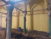 س وج.. كل ما تريد معرفته عن أعمال الترميم بمسجد زغلول الأثرى؟