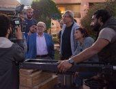 """يحيي الفخرانى يعود لمرسى علم لتصوير المشاهد الأخيرة من بـ""""الحجم العائلى"""""""