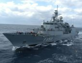 البحرية اليونانية تعترض سفينة تركية فى خليج سودا قرب جزيرة كريت