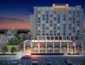افتتاح الفندق المستضيف لمنتخب مصر فى كأس العالم بمدينة جروزنى الروسية