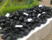 وزير البيئة: توزيع أكياس من الألياف بديلة للبلاستيكية للحد من مخاطرها