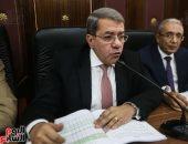 """وزير المالية للنواب: العالم يقيمنا أفضل ما نقيم أنفسنا.. """"بصوا للمستثمرين فى مصر"""""""