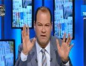 نشأت الديهى: سقوط الإخوان الإرهابية بالقاهرة جعل فروعها الدولية تتهاوى