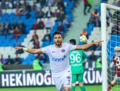 تريزيجيه أفضل لاعب فى الجولة 32 بالدورى التركى