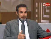 أحمد عبد العزيز: التلفزيون سبب نجاحى وشهرتى ولذلك بقيت 11 سنة شبه مقيم فيه