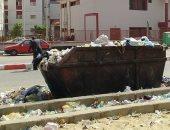 فرض غرامات دون إنذارات مسبقة على أصحاب محال بحدائق القبة بسبب صناديق القمامة
