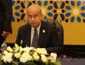 شريف إسماعيل يسلم الرئيس التشادى رسالة خاصة من الرئيس السيسي