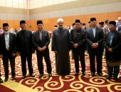 شيخ الأزهر يلتقى قادة المؤسسات الدينية والقضائية فى سلطنة بروناى