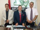 صور.. حزب غد كفر الشيخ يضم 9كوادر جديدة استعدادا لانتخابات المجالس المحلية