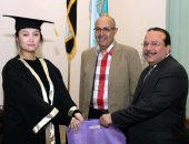 جامعة طنطا تنظم حفل تخريج طلاب مركز اللغة العربية لغير الناطقين بها