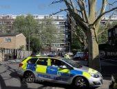 إصابة شخصين فى حادث سيارة أمام مسجد بالعاصمة البريطانية لندن