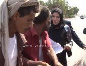 فيديو.. أزمة البنزين فى اليمن تطحن المواطنين.. شاهد المحطات مهجورة والسوق السودا