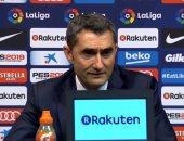 فالفيردي: عودة برشلونة بالثلاث نقاط من أنويتا ليس أمرا سهلا