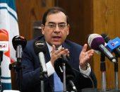 صور.. وزير البترول: تكلفة خط نقل الغاز القبرصى لمصر حوالى مليار دولار