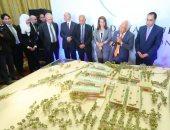 صور.. مجدى إسحاق: مركز القلب الجديد بأسوان يضع مصر على الخريطة العالمية